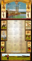 Today's Art Print: 2006 Calender'