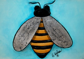 Today's Art Print: Bumble Bee'