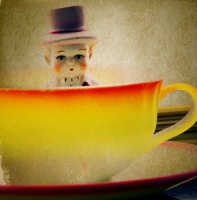 Today's Art Print: The Man In The Mug'